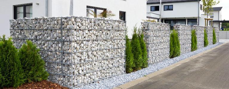 Gartenzaun Blickdicht Metall – usblife.info